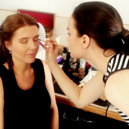 Makeup artist Bunbury