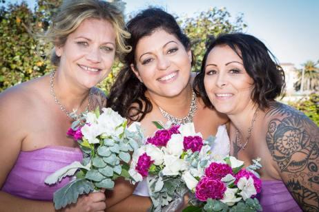 Bridal makeup artist Margaret River