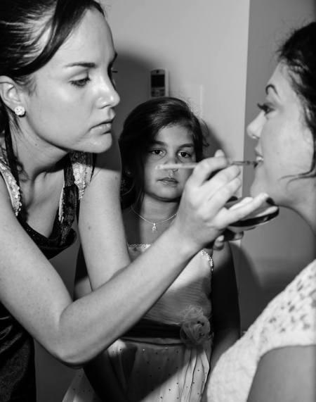 makeup artist bunbury